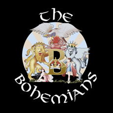 The Bohemians - the world's most exciting Queen tribute band!