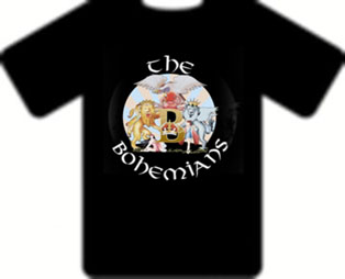 The Bohemians - T-Shirt